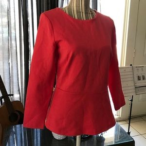 J.Crew Long Sleeves Blouse Small (loose)